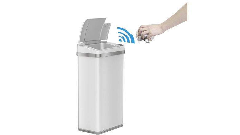 11 Best Motion Sensor Trash Cans 2020 Heavy Com