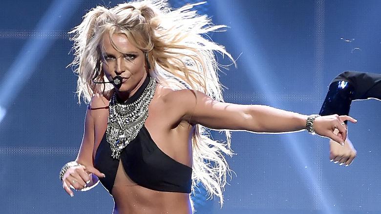 Britney Spears skinny jeans
