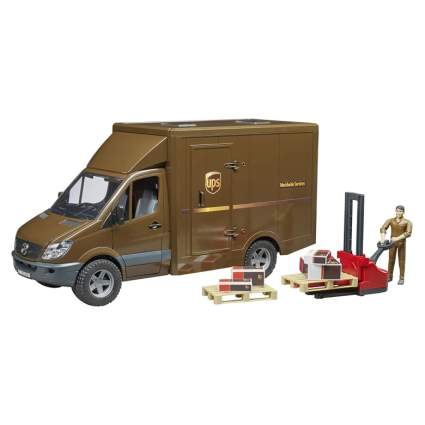 Sprinter Ups with Driver