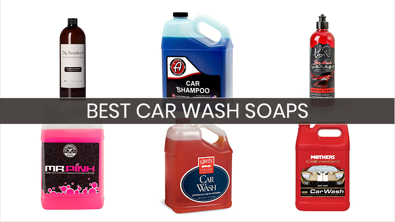 car wash soap