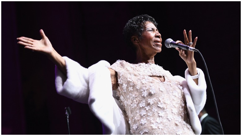 Celebrities Pay Tribute to Aretha Franklin