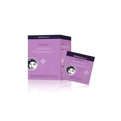DERMAdoctor skin brightening pads