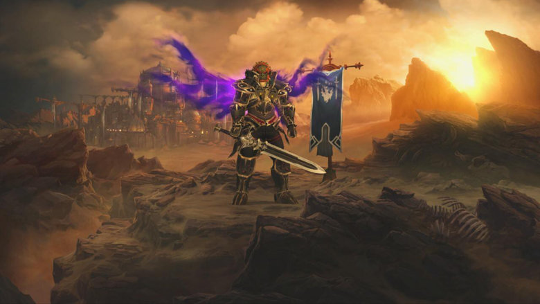 Diablo 3 Switch Leaked