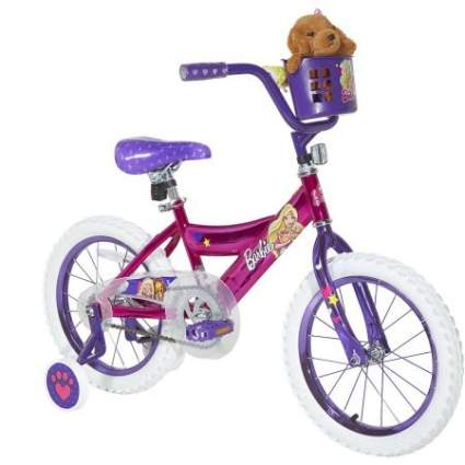 dynacraft barbie bike