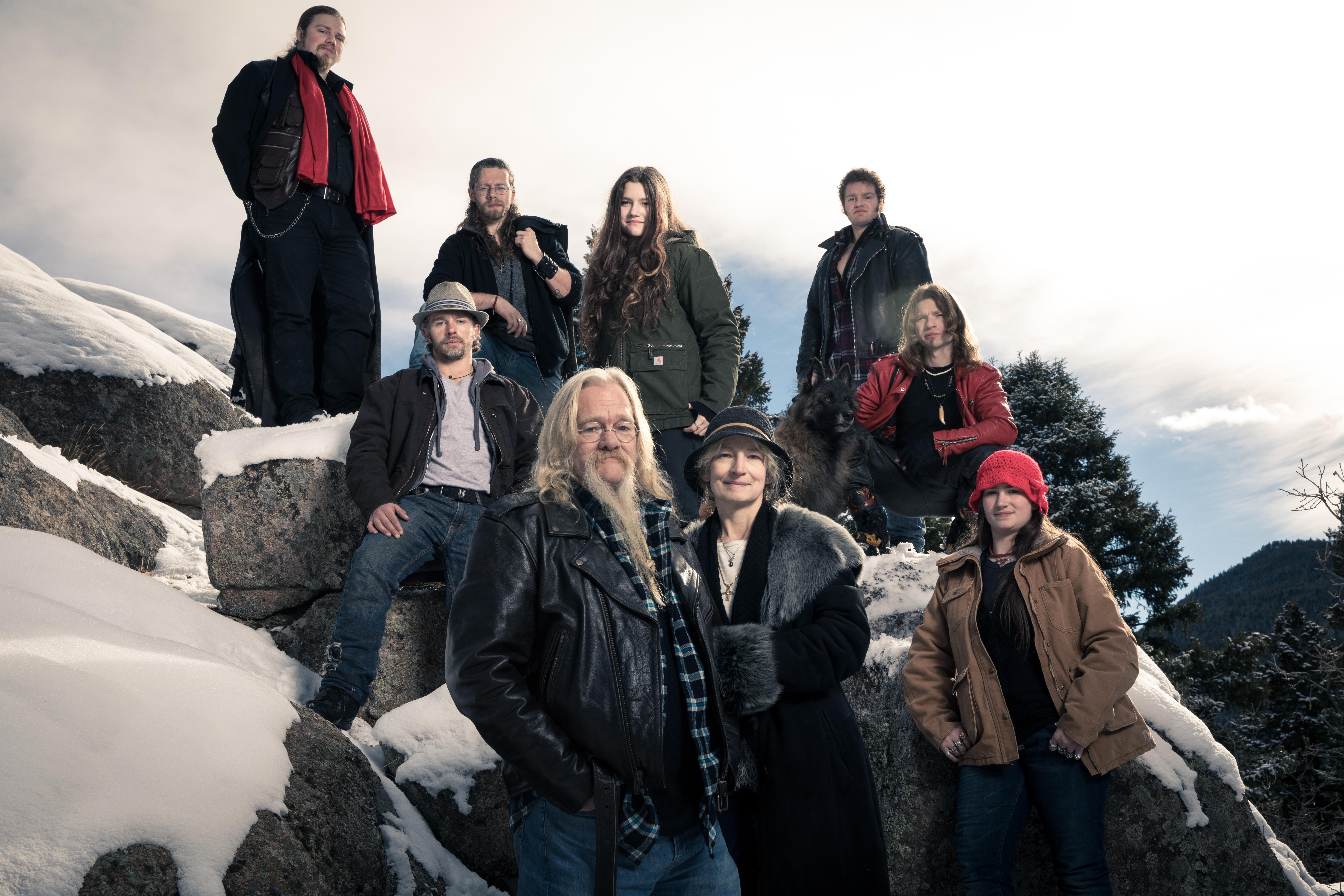 Alaskan Bush People 2018 Cast