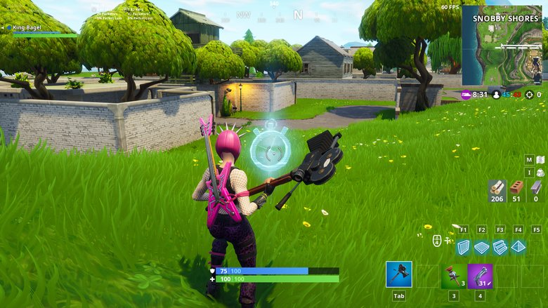 Fortnite Timed Trials