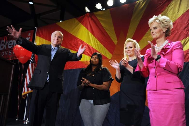 John McCain Children, John McCain Kids