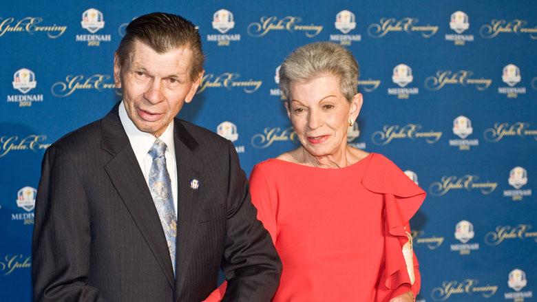 Stan Mikita Wife Jill