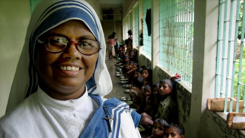 Bridget McCain Orphanage