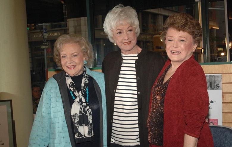 The Golden Girls Cast