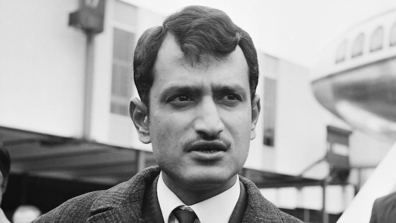 Ajit Wadekar Dead 77