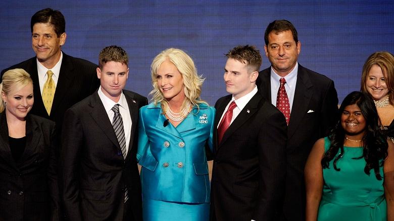 John McCain Children
