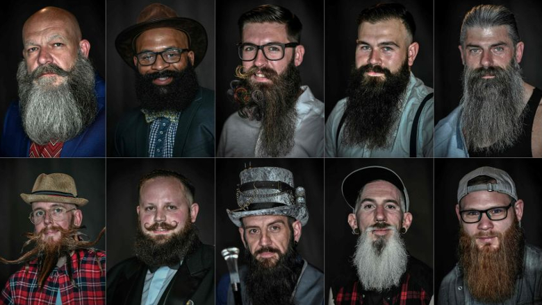 epic beard contest