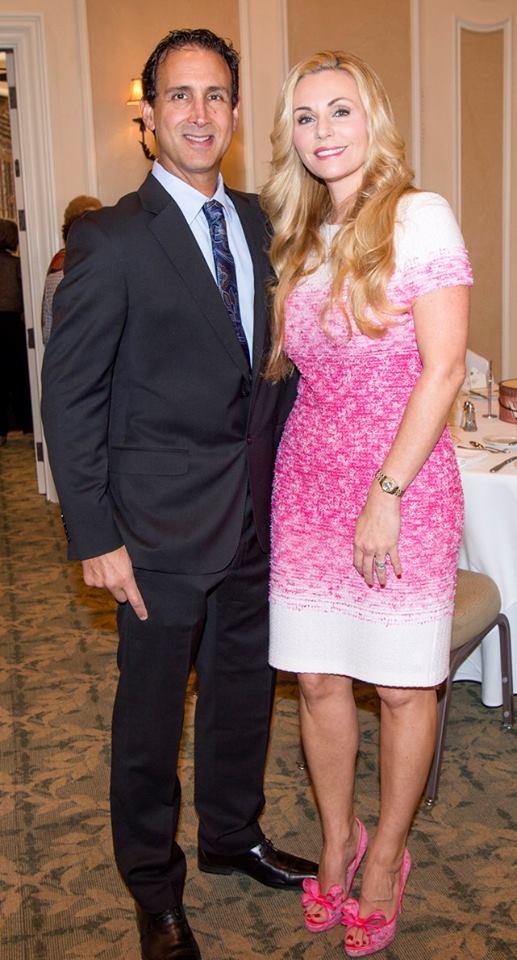 Ian Howard and Melissa Howard