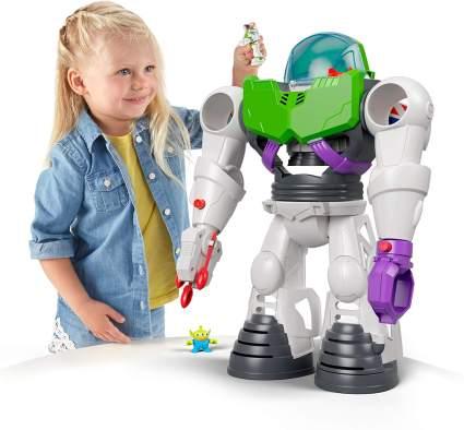 imaginext buzzbot