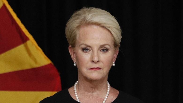 John McCain Wife Cindy