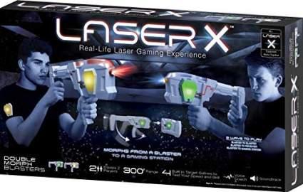 laser x morph