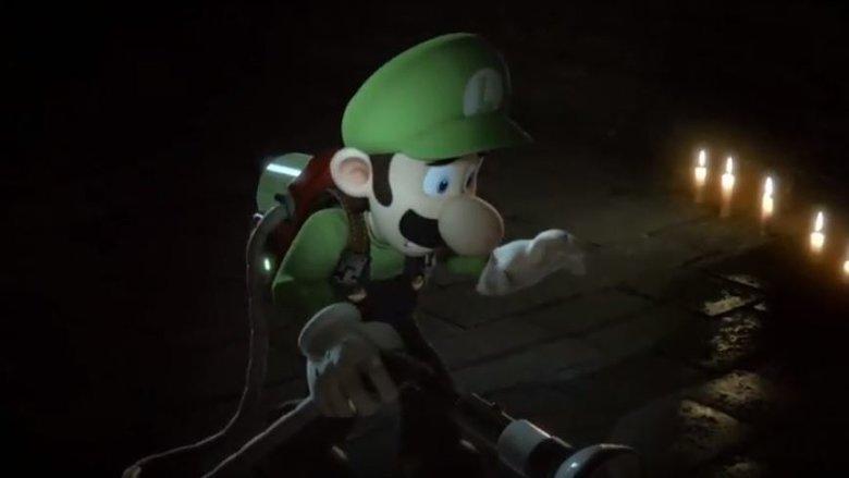 Luigi Killed Reaction