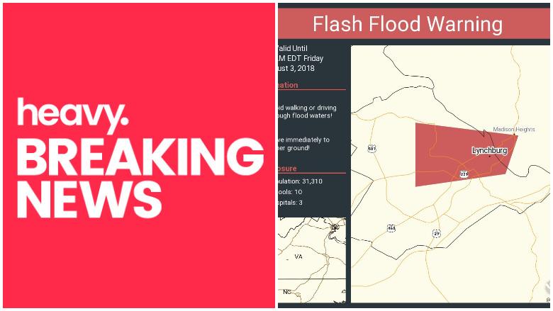LYnchburg evacuations
