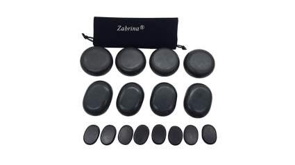 black stones for massage