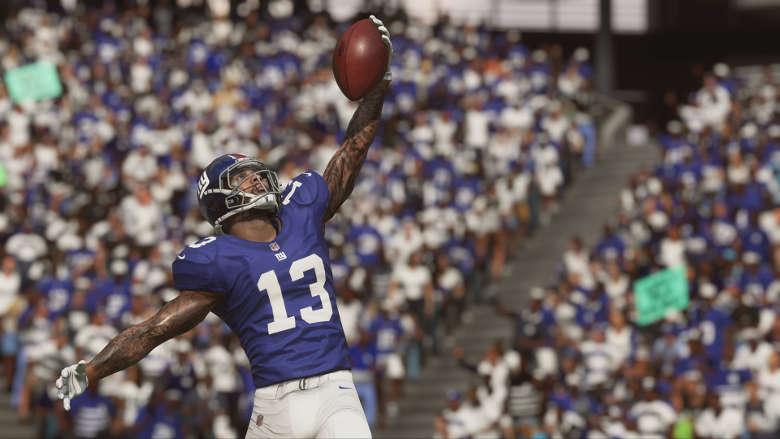 Madden NFL 19 Cover Athlete
