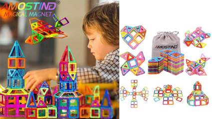 magnetic building