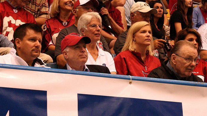 McCain and Bidwill
