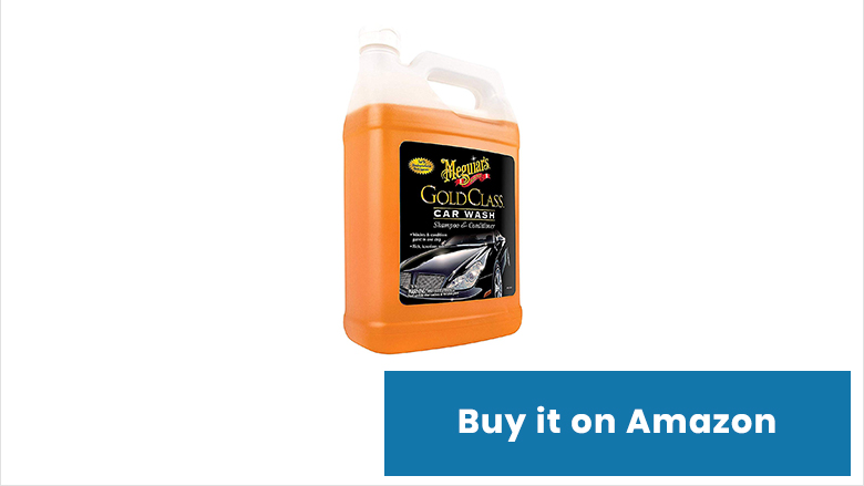 meguiar's car wash soap