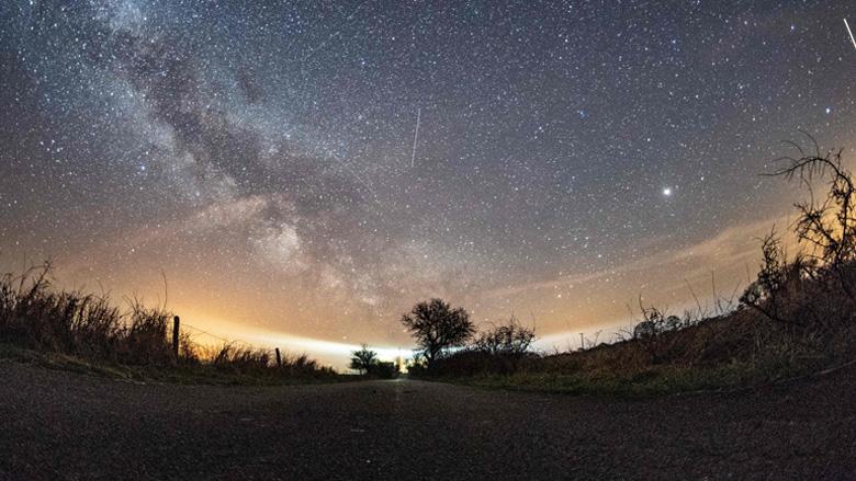 thule air force base meteor