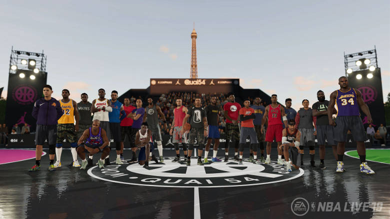 NBA Live 19 Release Date & Early Access