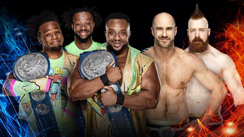 WWE Super Show Down 2018
