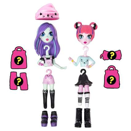off the hook style dolls