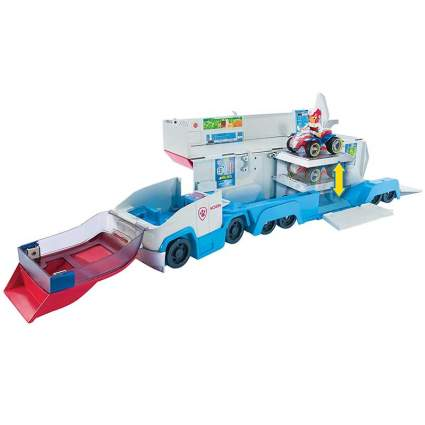 paw patroller rescue and transport vehicle