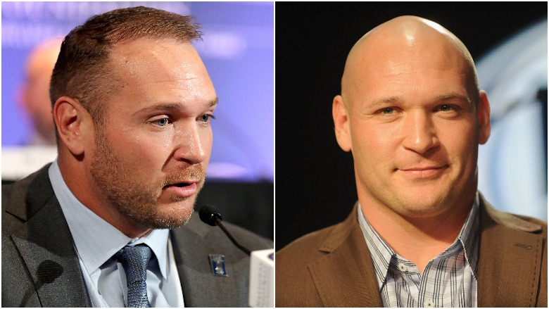 brian urlacher hair bald
