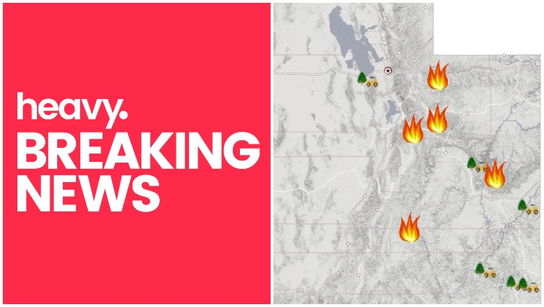 Utah Fire Map Near Me