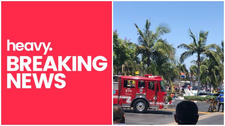 Costa Mesa Mall Plane Crash