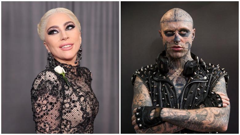 Lady Gaga Rick Zombie Boy Ganest