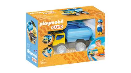 playmobil water tank truck