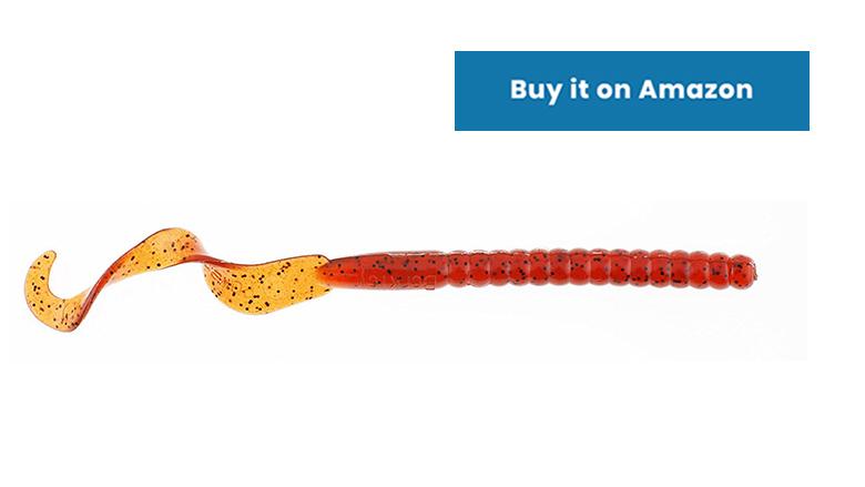 powerbait rubber worm