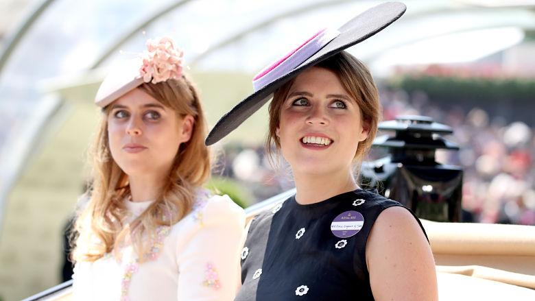 Princesses Beatrice & Eugenie new interview