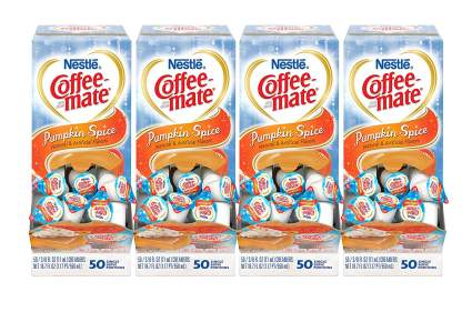 pumpkin spice coffee-mate