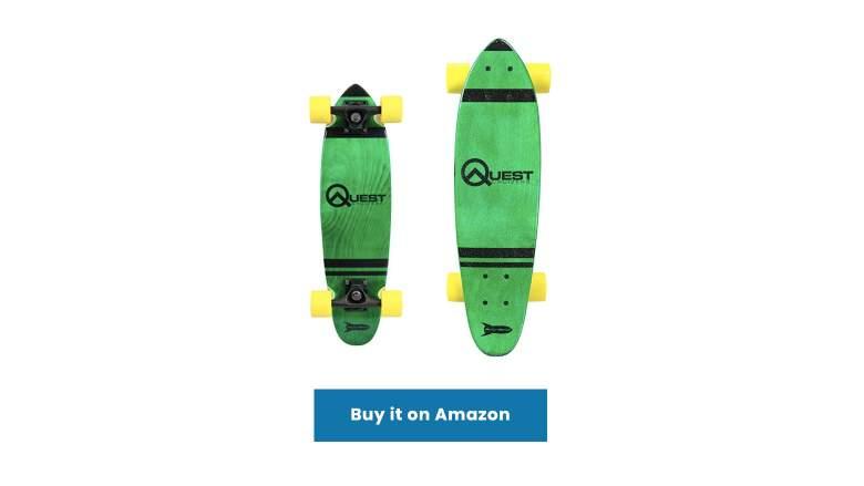 quest longboards