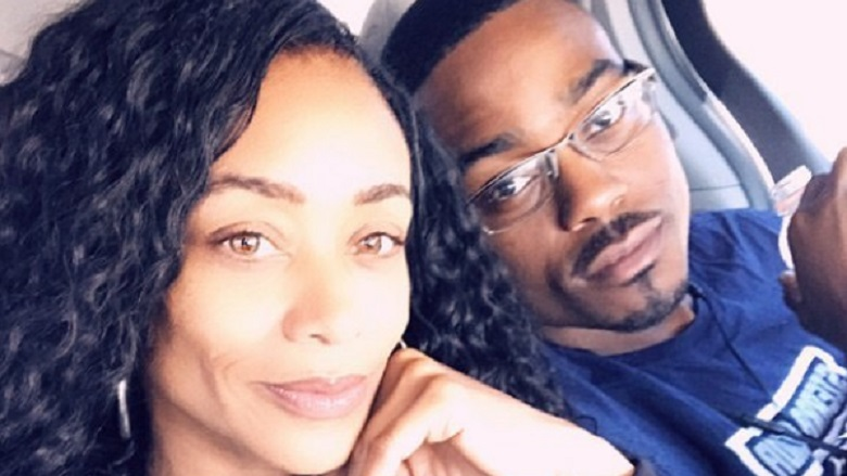 Tami Roman and Reggie Youngblood