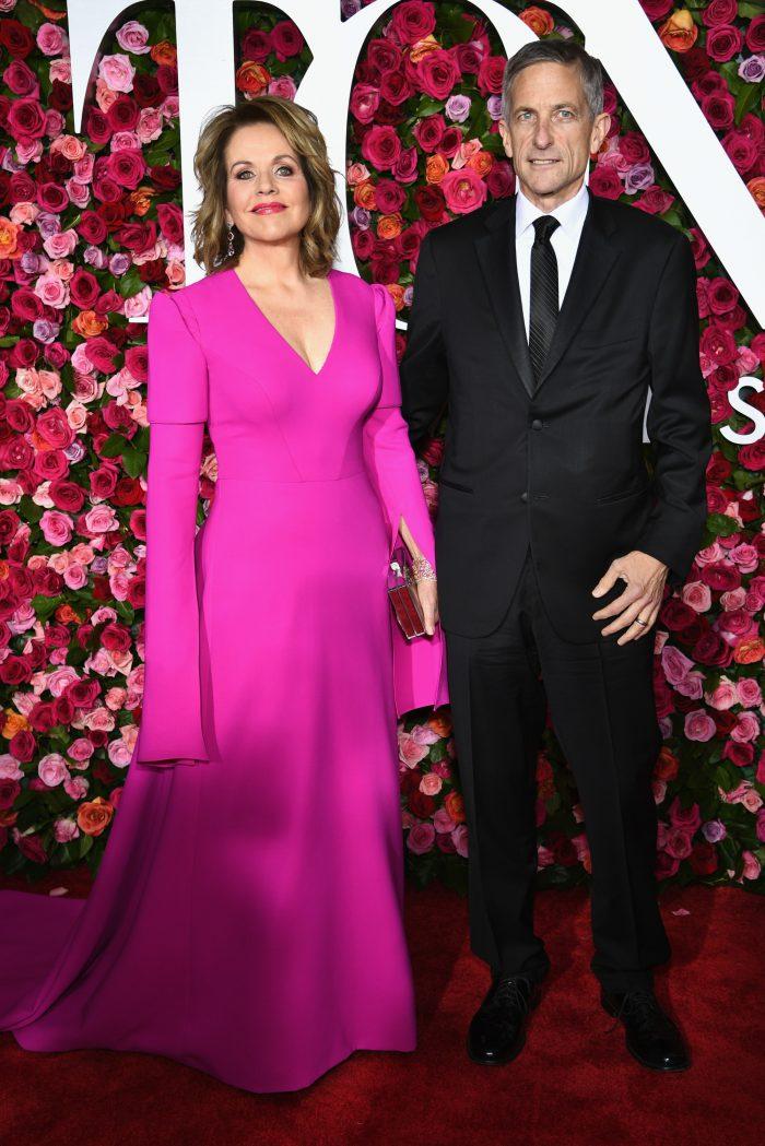 Renee Fleming and husband Tim Jessel