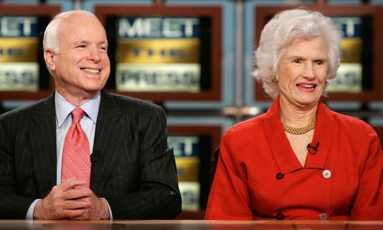 John McCain's family