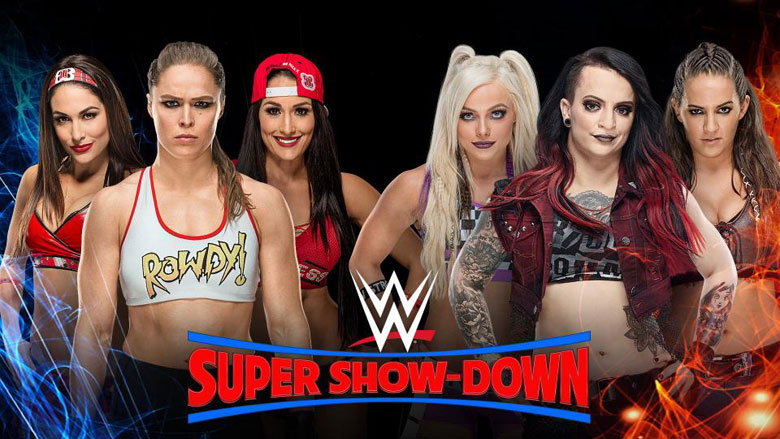 WWE Super Show-Down 2018