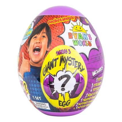 ryans world mystery egg