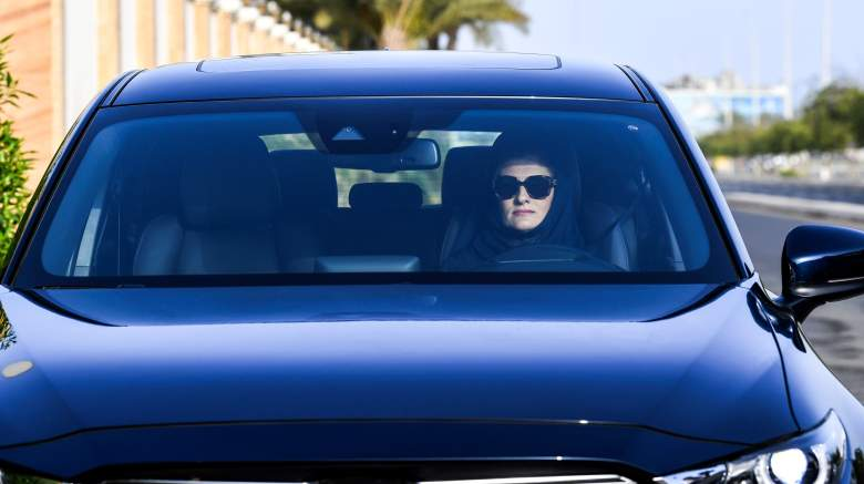 saudi arabia women drivers