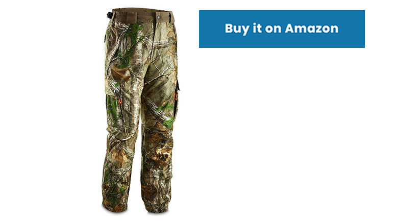 scent-lok cold blooded pants
