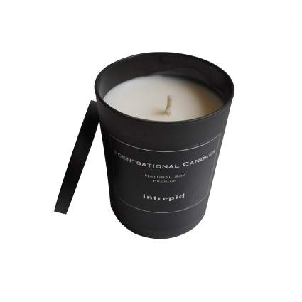 scentsational man candle